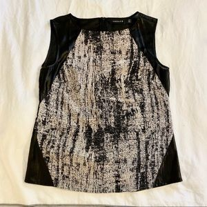 Trouve Abstract Top
